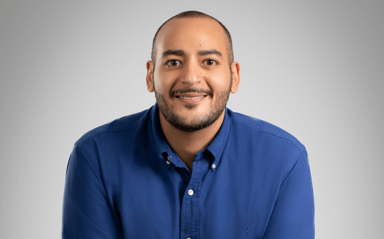 Eslam recognized the outdated car dealership industry, and built his tech startup to solve it