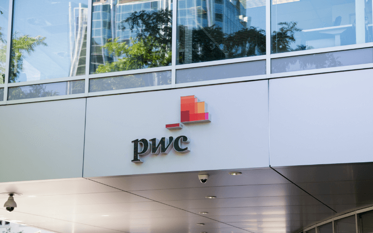 © volkan.basar - PwC was ranked among the best accounting firms to work for by Vault
