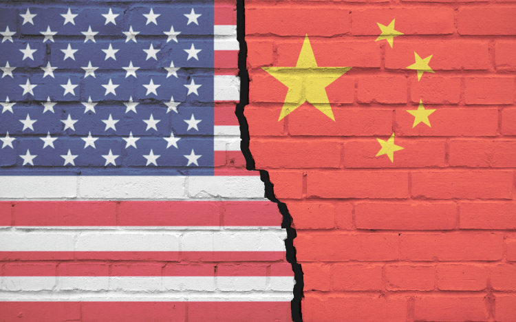 The US-China trade war has had an impact on MBA students in China © IvancoVlad via iStock