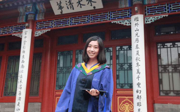Amazon MBA jobs: Carly got a job at Amazon in China after her MBA from Tsinghua University
