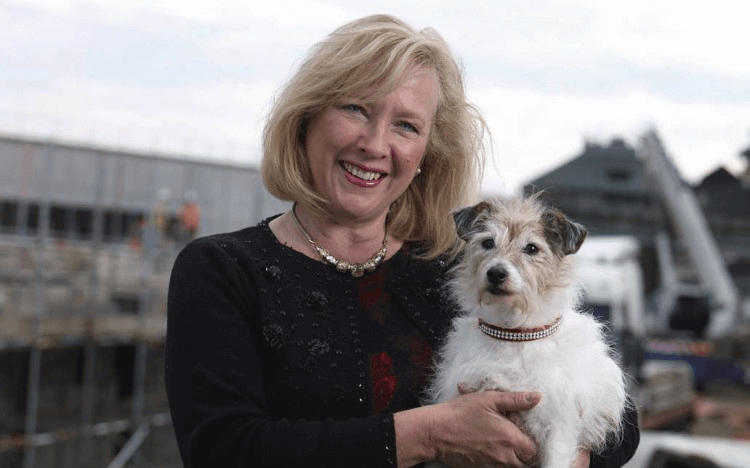 Claire Horton credits her executive MBA with landing the job of CEO at Battersea Dogs Home
