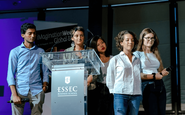 Best women MBAs: Some schools, like France's ESSEC, have reached 50% female representation on their MBAs