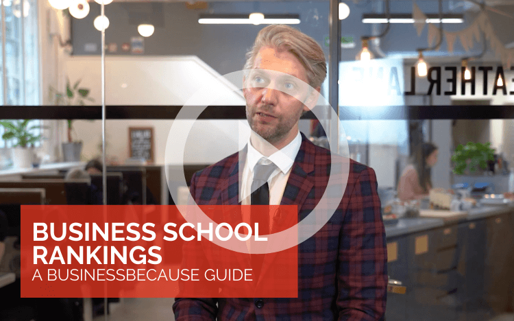 Christian Linder from ESCP Business School tells us why business schools care about rankings