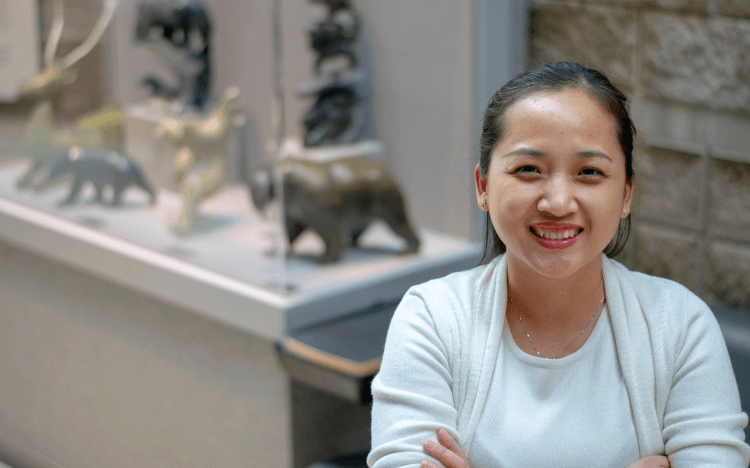 Tammy Nguyen used an MBA to transition her marketing career from Vietnam to Canada