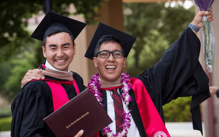Best business schools in the US | Students from Stanford have much to celebrate in the latest US News ranking ©Stanford FB