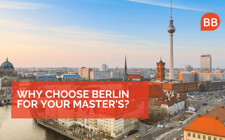 Master's in Management students at ESMT Berlin explain what makes Germany's capital a great place to study