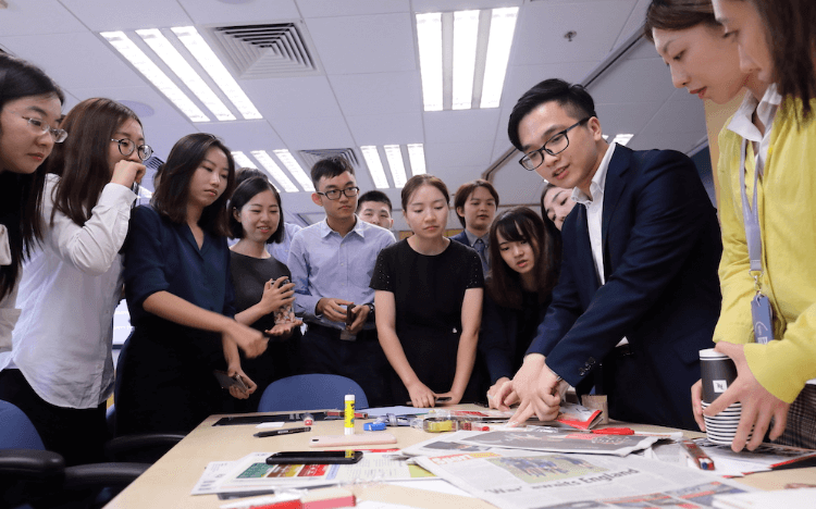 Masters in Marketing | HKU's MSc degree prepares students for digital era marketing