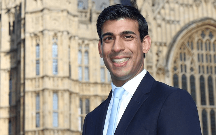 Rishi Sunak | His Stanford MBA has taken him from Goldman Sachs to the heart of the UK government's fight versus coronavirus ©NoDerivs 2.0 Generic