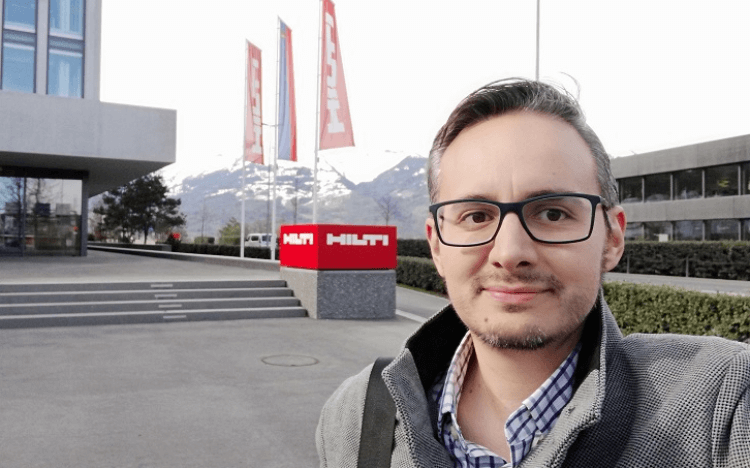 Roberto landed a global management role with The Hilti Group after an MBA