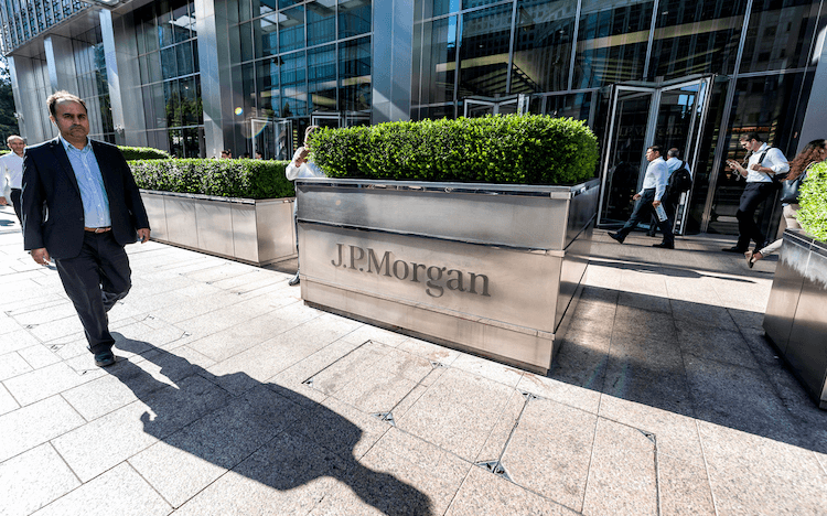 Skills like adaptability and versatility will help you land top finance jobs at companies like JP Morgan (Credit: krblokhin)