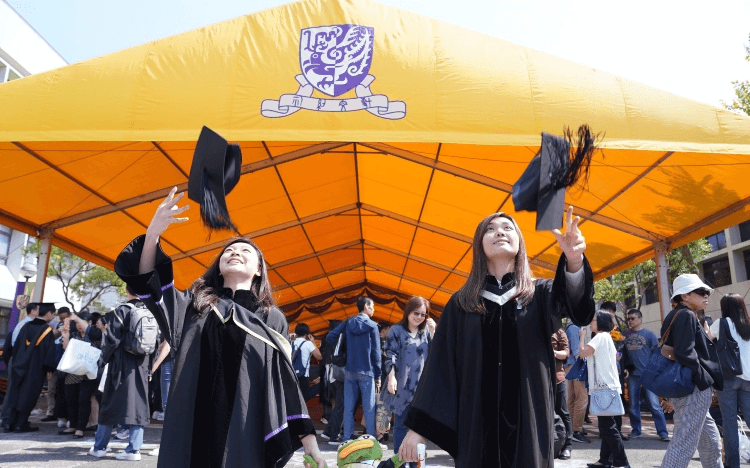 MBAs graduating from schools like CUHK can expect to see a jobs boom as Belt & Road Initiative development continues