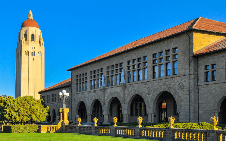 Stanford may not have topped this year's FT rankings, but it has the highest average GMAT score (Credit: jejim)