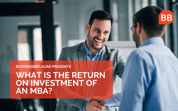 Return on investment ranks highly among MBA graduates' priorities (Credit: nortonrsx)