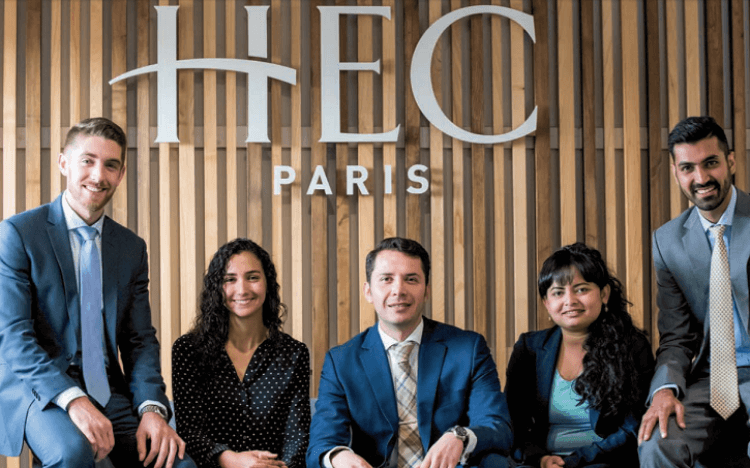 ©TheHECParisMBA - MBA jobs & salary review: Nearly one third of the HEC Paris MBA class of 2019 landed a job in consulting