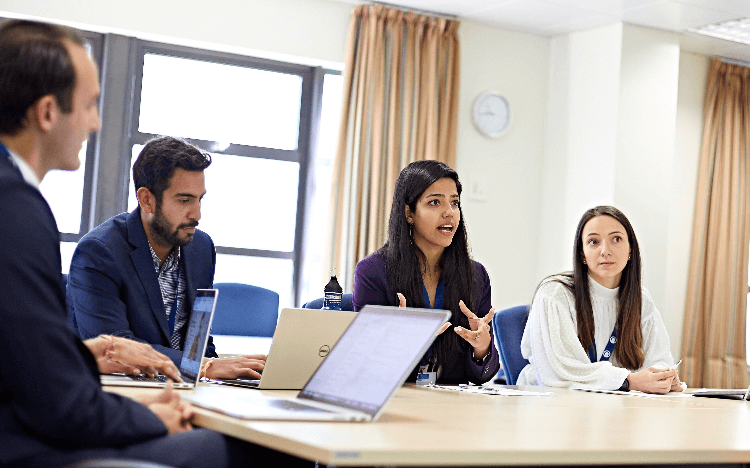 Cranfield School of Management champions supporting and educating the next generation of entrepreneurs
