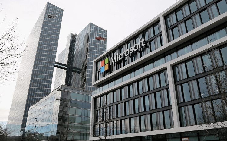 Hillary Batchelder landed a role with Microsoft in their Munich office after her MBA ©Rufus46
