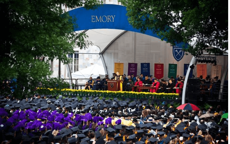 After undertaking an MBA at Emory University's Goizueta School of Business, many graduates take up consulting roles with firms like McKinsey © Emory Goizueta via Facebook