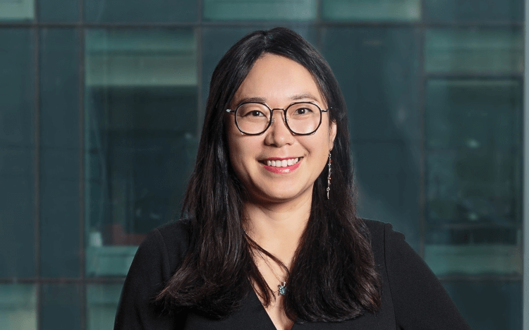 Yingying Zhang is using her MBA at John Molson to open up new career possibilities