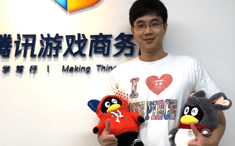 Shawn Qing Xiao leveraged his MBA to land jobs at McKinsey and Tencent