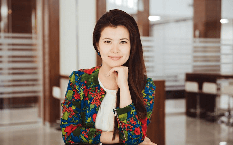 Gulnura Rakhyshova has her own insider advice about what it takes to get into the MBA at Asia School of Business