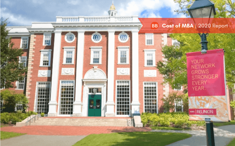 Check out our list of MBA tuition fees for top schools like Harvard ©HBS Facebook