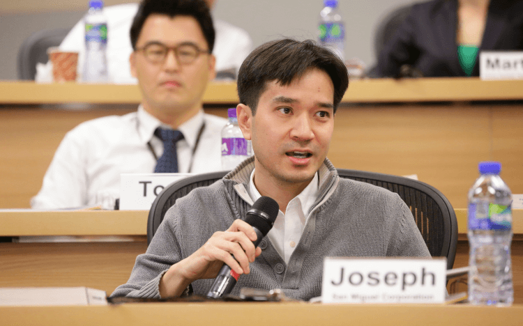 Joseph Legasto is an alumni of the Master's in Global Finance from HKUST & NYU Stern