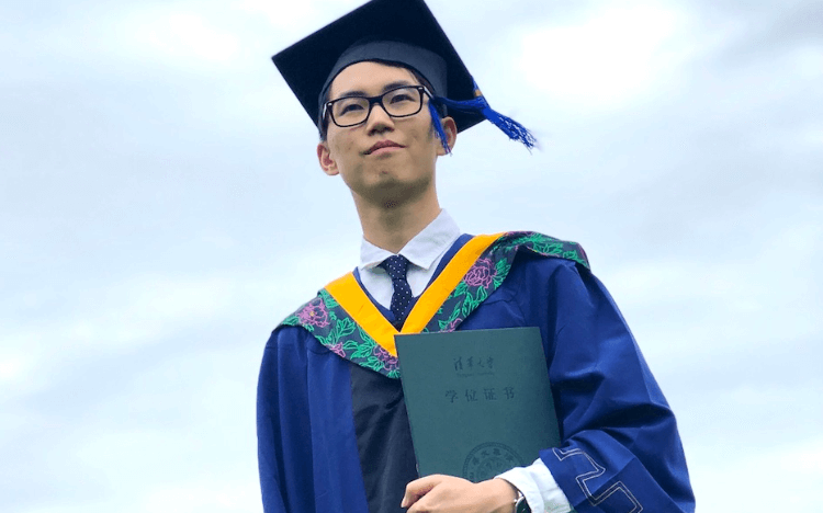 'Best year of my life' | Chen Zhou completed his dual degree from Tsinghua University and MIT Sloan