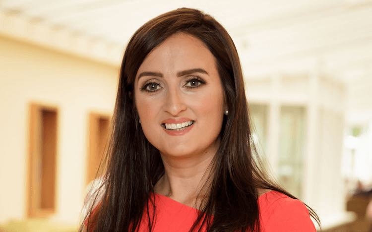 UCD Smurfit School graduate Sharon Cunningham was named Ireland's Best Young Entrepreneur in 2019