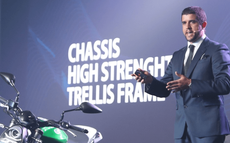 Dante became the CEO of Benelli Bike after the CEIBS Global Executive MBA