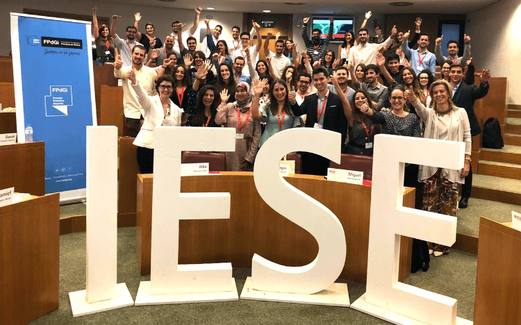 IESE Business School boasts one of the world's best EMBA programs according to various rankings tables ©IESEBusinessSchool Facebook