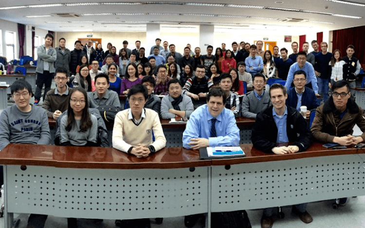 MBA students learn how good strategy is just as important as ideas in Tsinghua's Entrepreneurial Strategy class