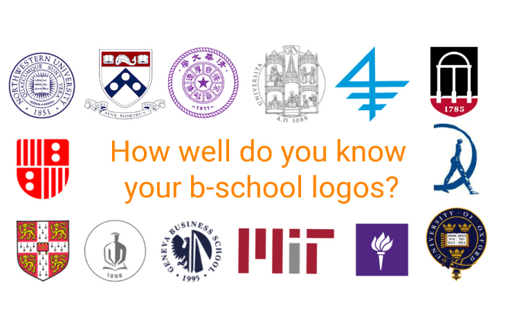 Can you match the logo to the business school?