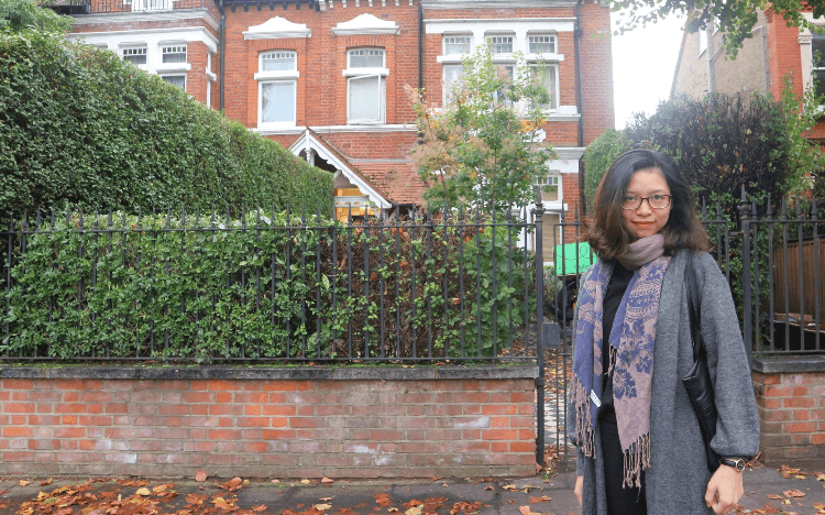 Cranfield School of Management student Jane Phung (pictured) decided to enrol on the MEnt program to learn about sustainable business