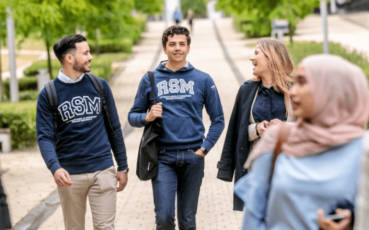 Considering an MBA? Find out which schools are the best business schools for international students ©RSM Facebook