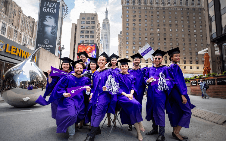 Discover the amazing experiences you can have on the HKUST-NYU Stern MSGF © NYU Stern FB