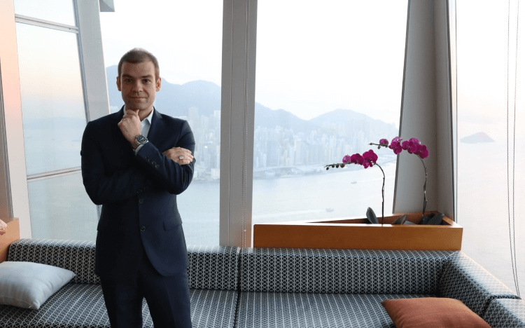 Luca Pozzan used the CUHK MBA program to pivot into his dream sector: finance