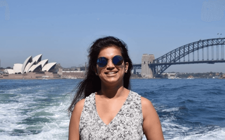 Nandini Gaur used her AGSM MBA to change countries, career, and industry by recognising and realising global career opportunities