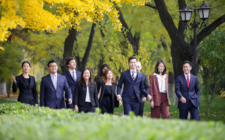 Choosing an MBA at Guanghua School of Management could help you establish your career in China