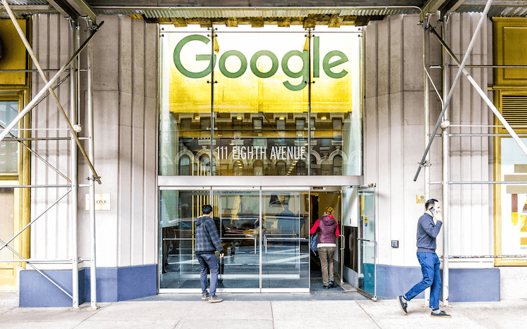 MBA hiring predictions: Google is one company set to increase MBA hiring in 2021 ©krblokhin