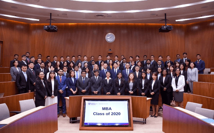 Nanyang Business School's industry connections in tech sets up graduates for success in the sector.