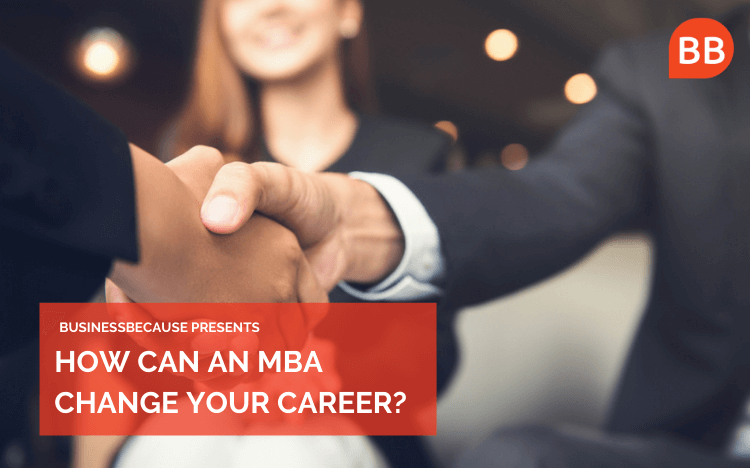 Find out how an MBA can help you make those all-important career connections ©Kritchanut
