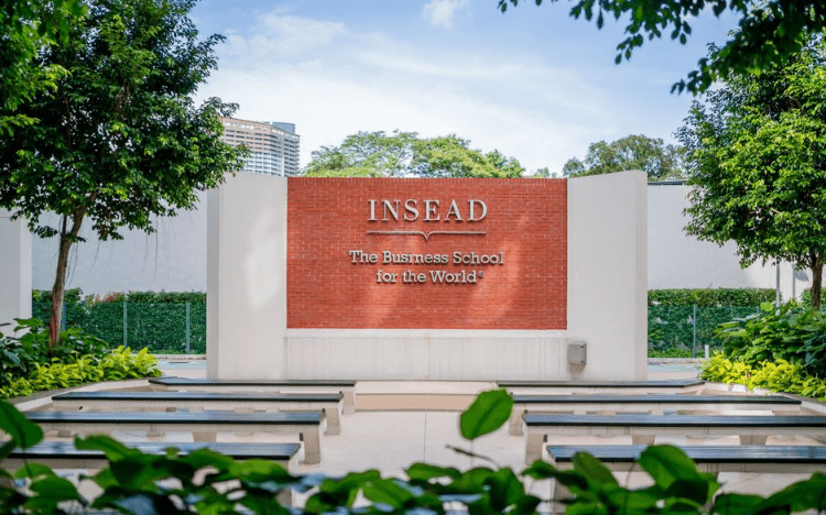 There are plenty of surprises in the latest Financial Times MBA Ranking ©INSEAD-Facebook