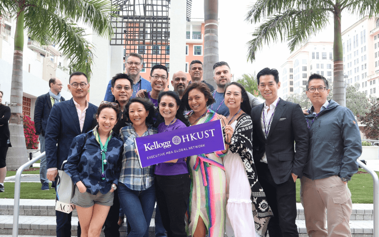 The top-ranked Kellogg/HKUST Executive MBA costs more than $185,000, so is an EMBA worth it? ©Kellogg/HKUST FB