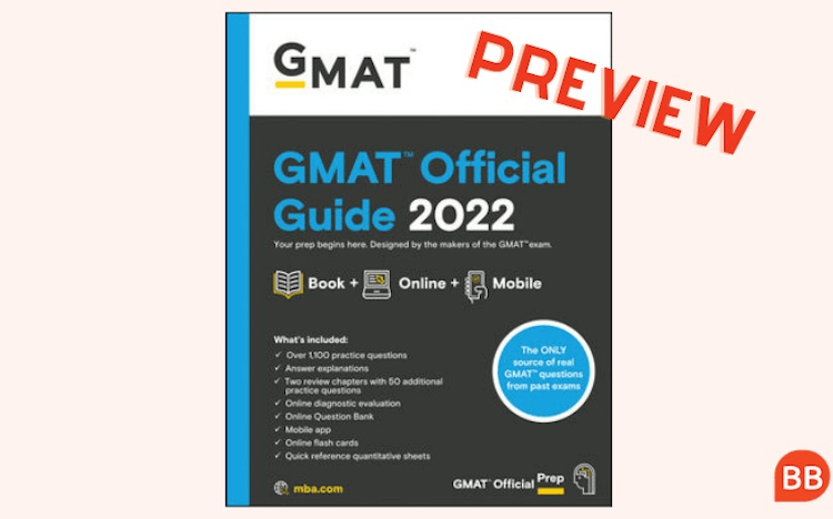 Find out what's new in the GMAT Official Guide 2022