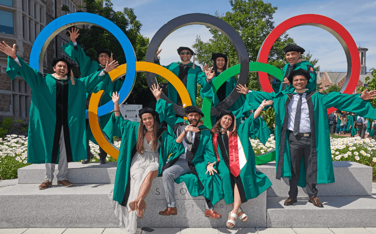 MBA Olympics: The Best Business Schools In The World