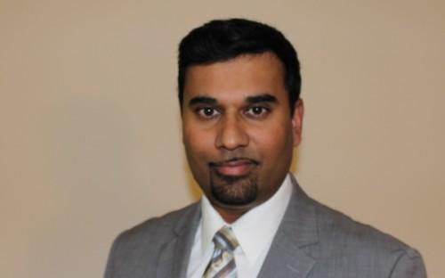 Conrad Pires spent three years on UWA's flexible MBA program