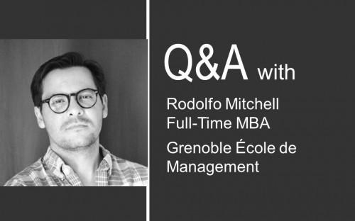Rodolfo Mitchell spent 10 years at Banco de México