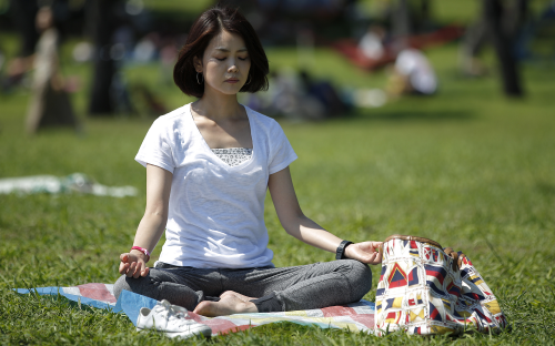 Mindful Manager: Mindfulness is threaded through the entire LUMS program