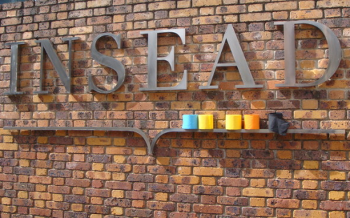 INSEAD's joint EMBA comes out on top