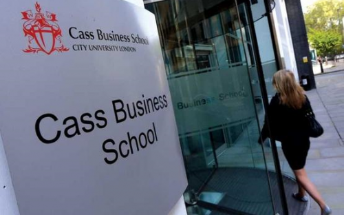 London's Cass Business School launched the specialist MSc in 2013